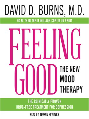 feeling good the new mood therapy audiobook
