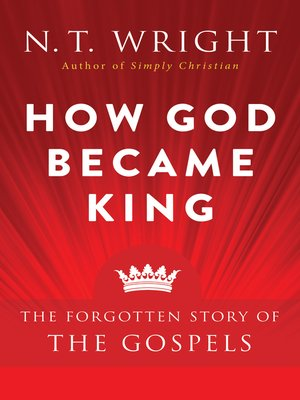 cover image of How God Became King