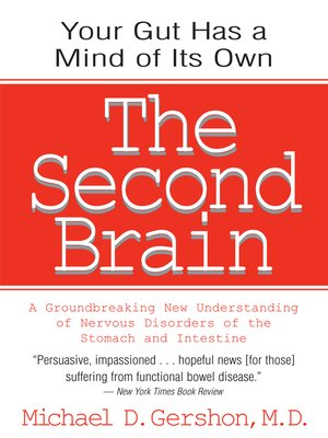 cover image of The Second Brain