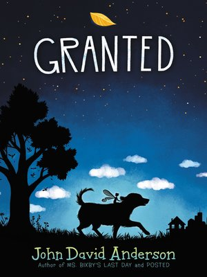 cover image of Granted