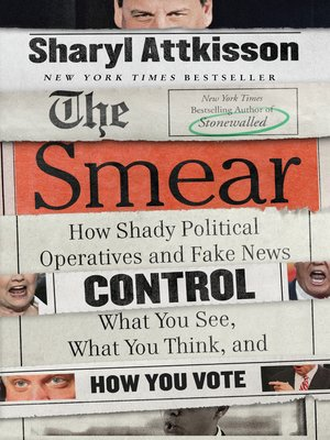 cover image of The Smear