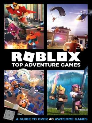 cover image of Roblox Top Adventure Games