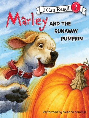 cover image of Marley and the Runaway Pumpkin