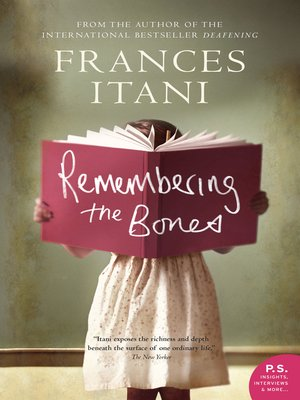 cover image of Remembering the Bones