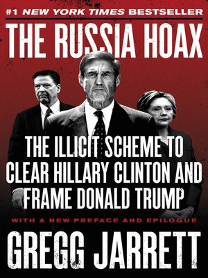 cover image of The Russia Hoax