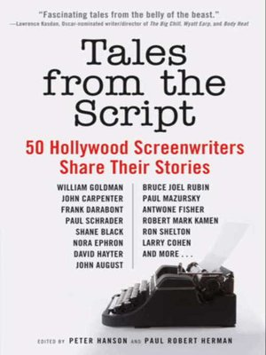 cover image of Tales from the Script