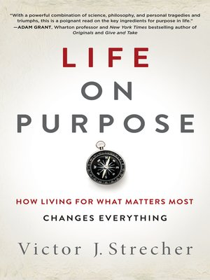 cover image of Life on Purpose