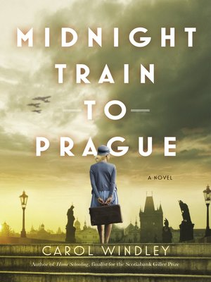 cover image of Midnight Train to Prague