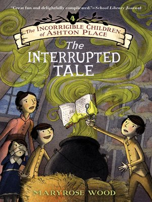 cover image of The Interrupted Tale