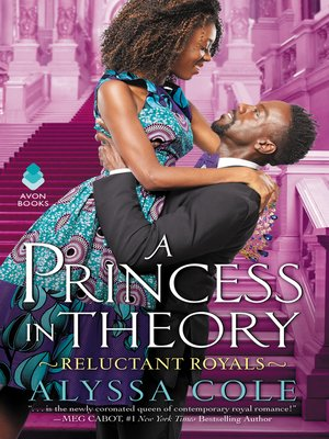 cover image of A Princess in Theory
