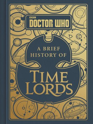 cover image of Doctor Who: A Brief History of Time Lords