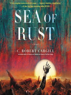 cover image of Sea of Rust