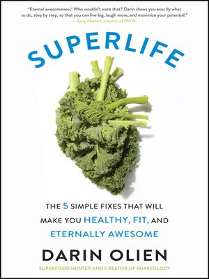 cover image of SuperLife
