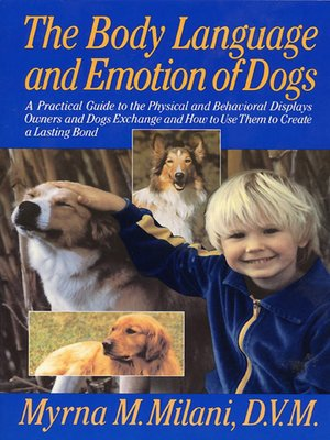 cover image of Body Language and Emotion of Dogs