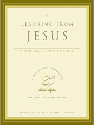 cover image of Learning from Jesus