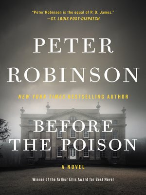 cover image of Before the Poison