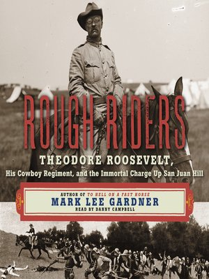 cover image of Rough Riders