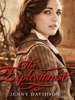cover image of The Explosionist