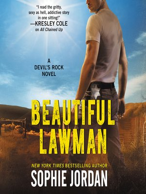 cover image of Beautiful Lawman