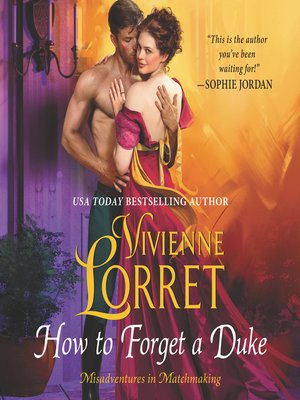cover image of How to Forget a Duke