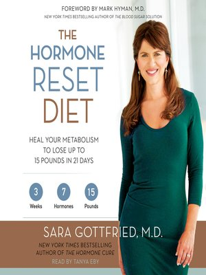 cover image of The Hormone Reset Diet