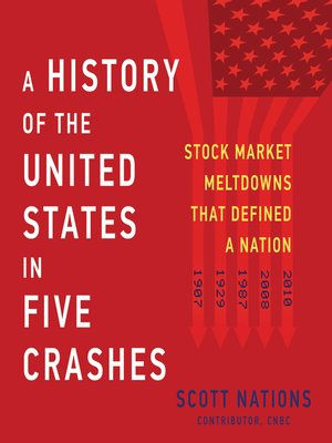 cover image of A History of the United States in Five Crashes