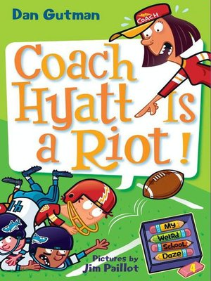 cover image of Coach Hyatt Is a Riot!