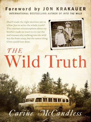 cover image of The Wild Truth