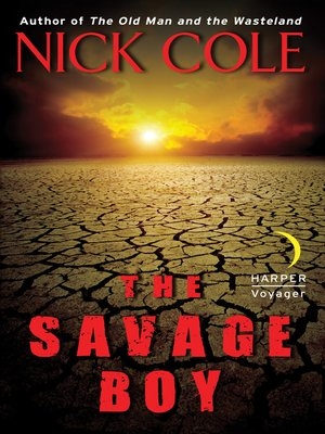 cover image of The Savage Boy