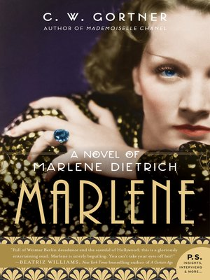 cover image of Marlene