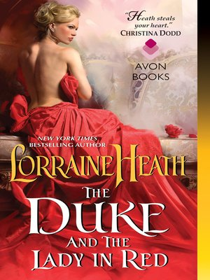 cover image of The Duke and the Lady in Red