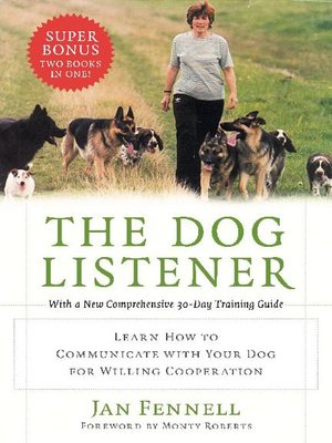 cover image of The Dog Listener