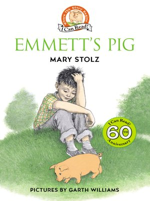 cover image of Emmett's Pig