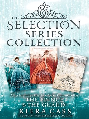 cover image of The Selection Stories Collection