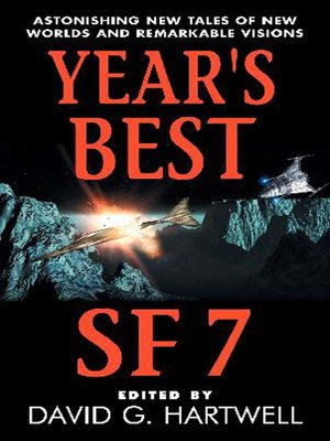 cover image of Year's Best SF 7