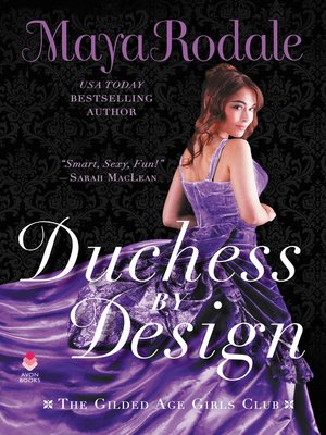cover image of Duchess by Design