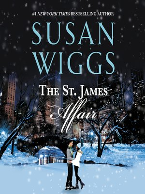 cover image of The St. James Affair
