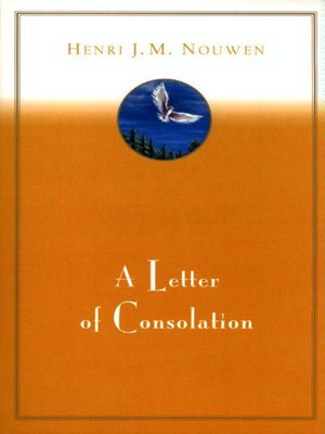 cover image of A Letter of Consolation