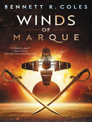 cover image of Winds of Marque