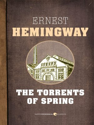 cover image of The Torrents of Spring