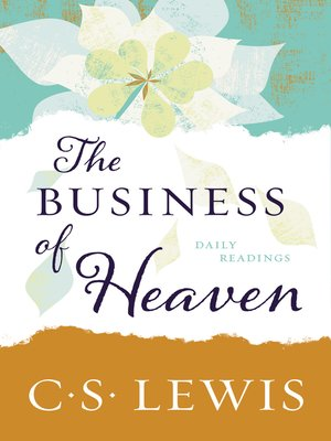 cover image of The Business of Heaven