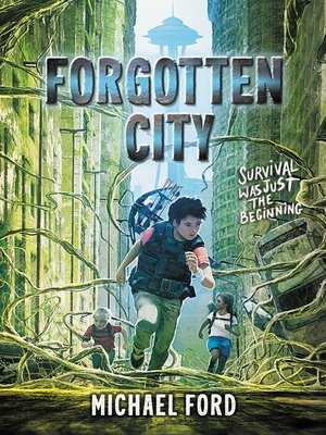 cover image of Forgotten City