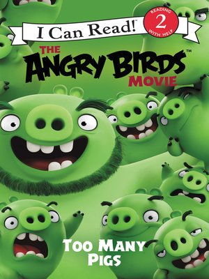 cover image of Angry Birds ICR #2