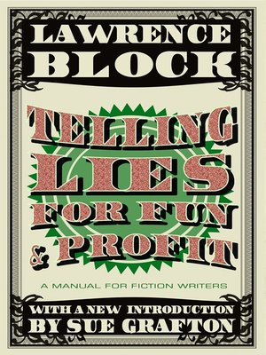 cover image of Telling Lies for Fun & Profit
