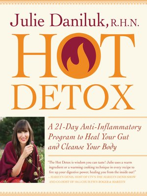 cover image of Hot Detox