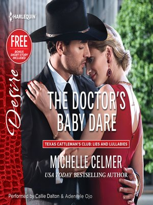 cover image of The Doctor's Baby Dare