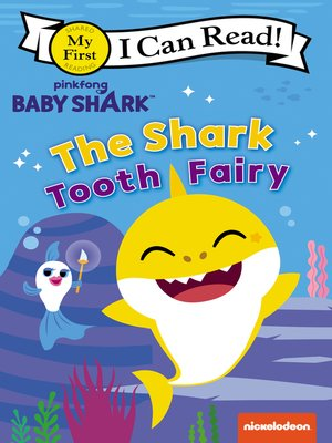 cover image of Baby Shark and the Tooth Fairy