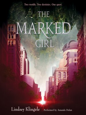 cover image of The Marked Girl