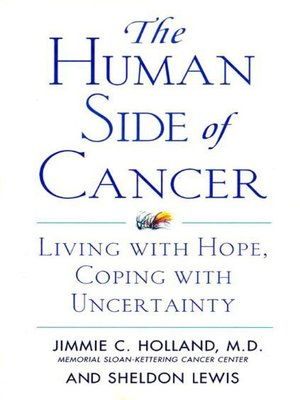 cover image of The Human Side of Cancer