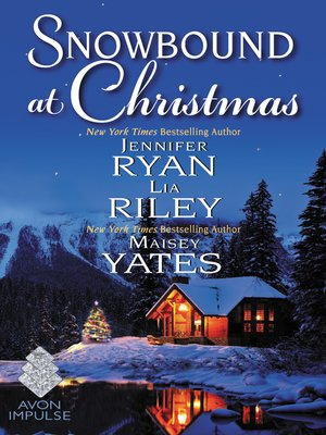 cover image of Snowbound at Christmas